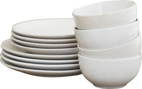 Wayfair White King Headboard by Wayfair Basics Wayfair Basics 12 Piece Stoneware Dinnerware Set