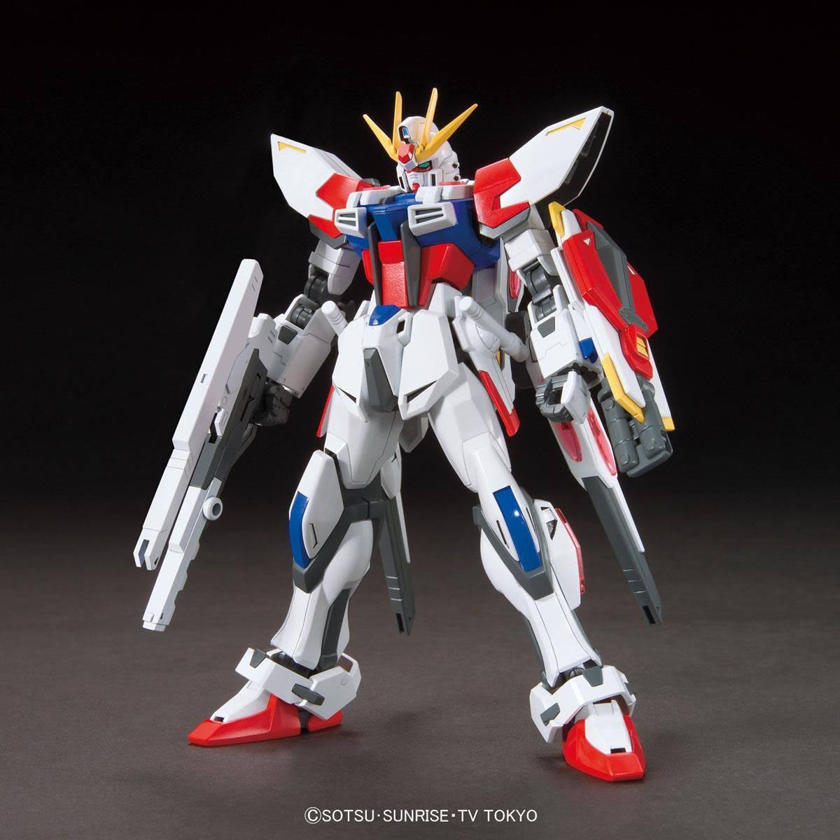 Bandai Hobby Gundam High Grade Build Fighters Plavsky Wing Model Kit - Scale 1:144