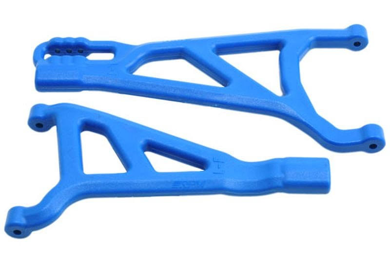 RPM E-Revo 2.0 Brushless Front Left A-Arms Blue RPM81515