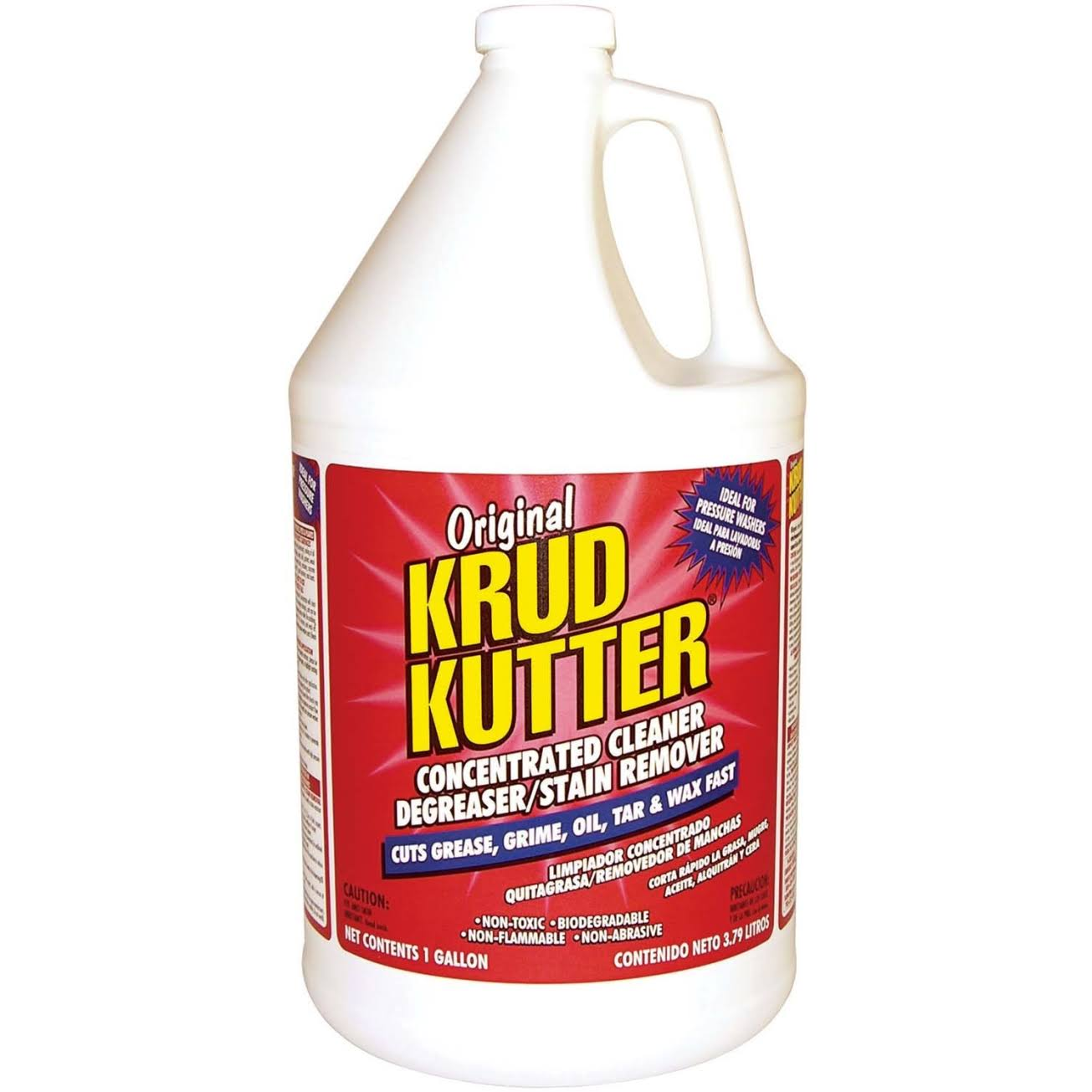 Supreme Chemicals KK01 Krud Kutter Concentrated Cleaner - 1gal