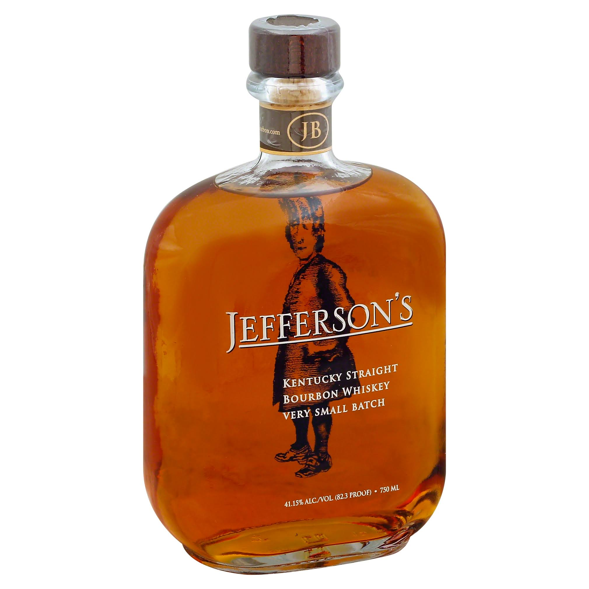 Jefferson's Kentucky Bourbon Whiskey