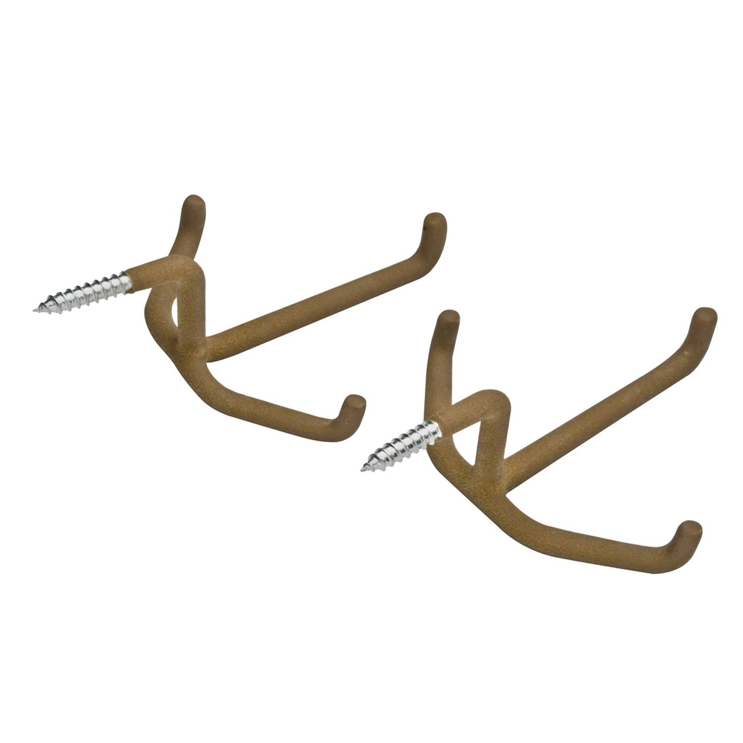 Mossy Oak Archery Accessories Bow Hanger - Brown, 2pk