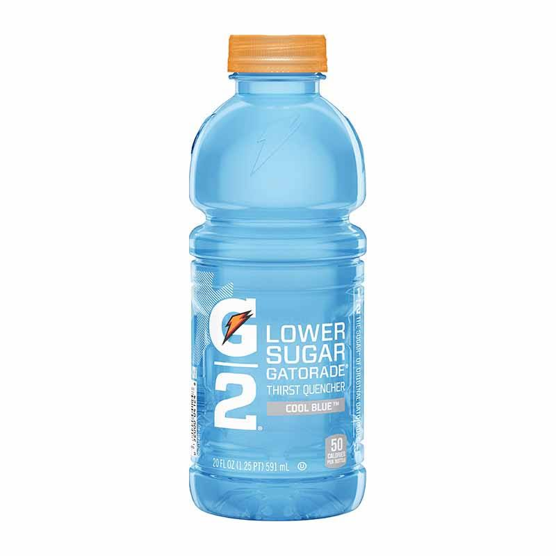 Gatorade G2 Thirst Quencher, Cool Blue - 20 fl oz bottle