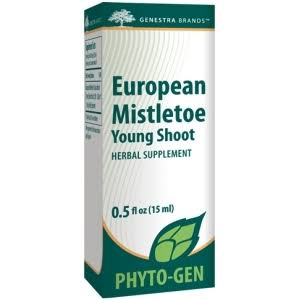 Genestra Euro Mistletoe Young Shoot Supplement - 15ml