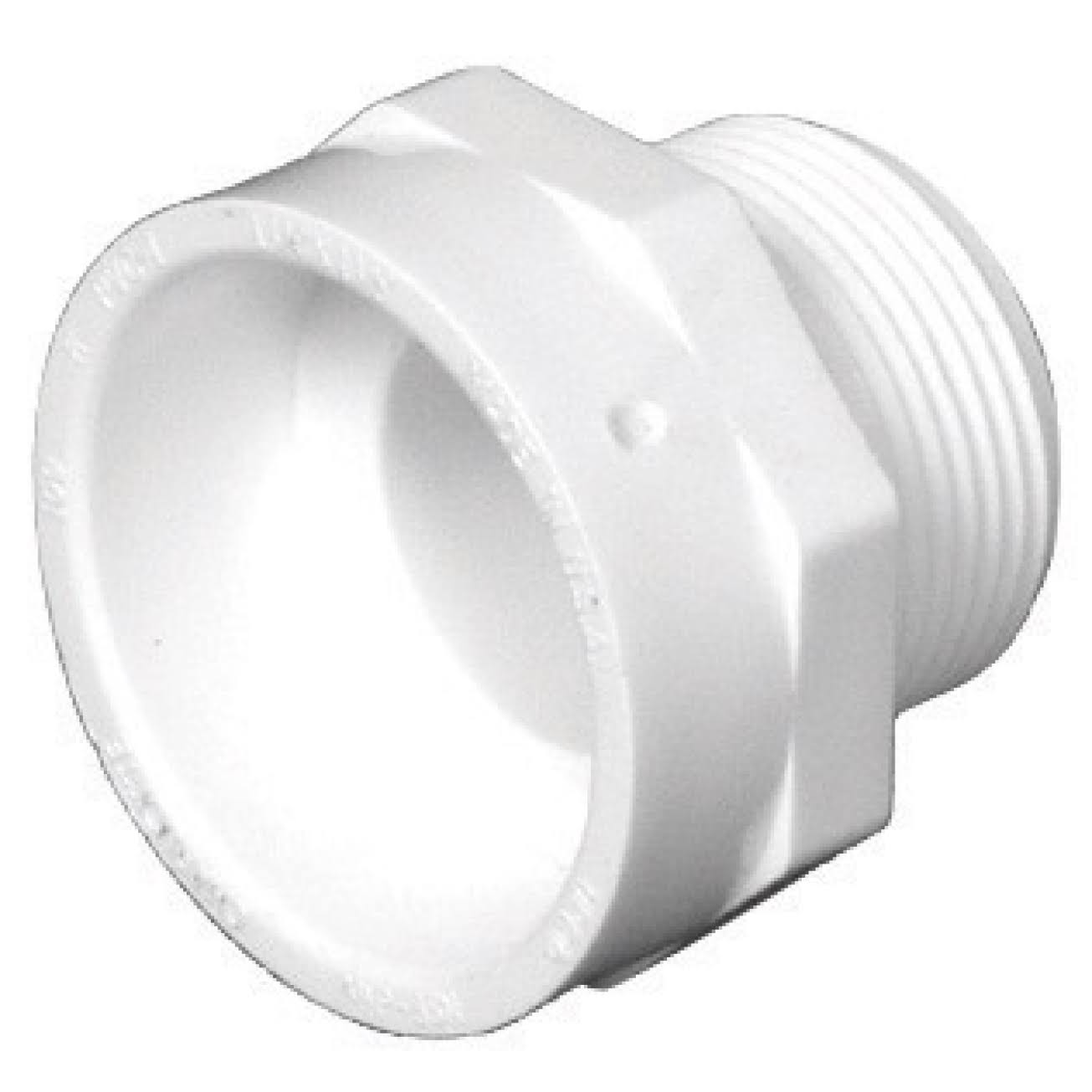 Charlotte Pipe Male Adapter - 2""