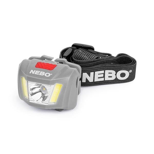 Nebo Duo Headlamp - 250 Lumens, 4 Light Modes, Red Light