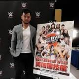 WWE, 小林健太, 日本, WWE・NXT, 華名, ビル・ゴールドバーグ