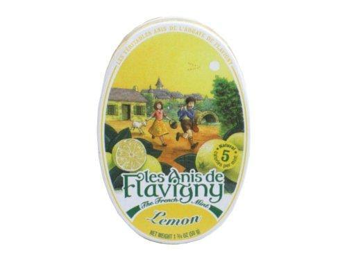 Les Anis de Flavigny Candy - Lemon, 1.8oz