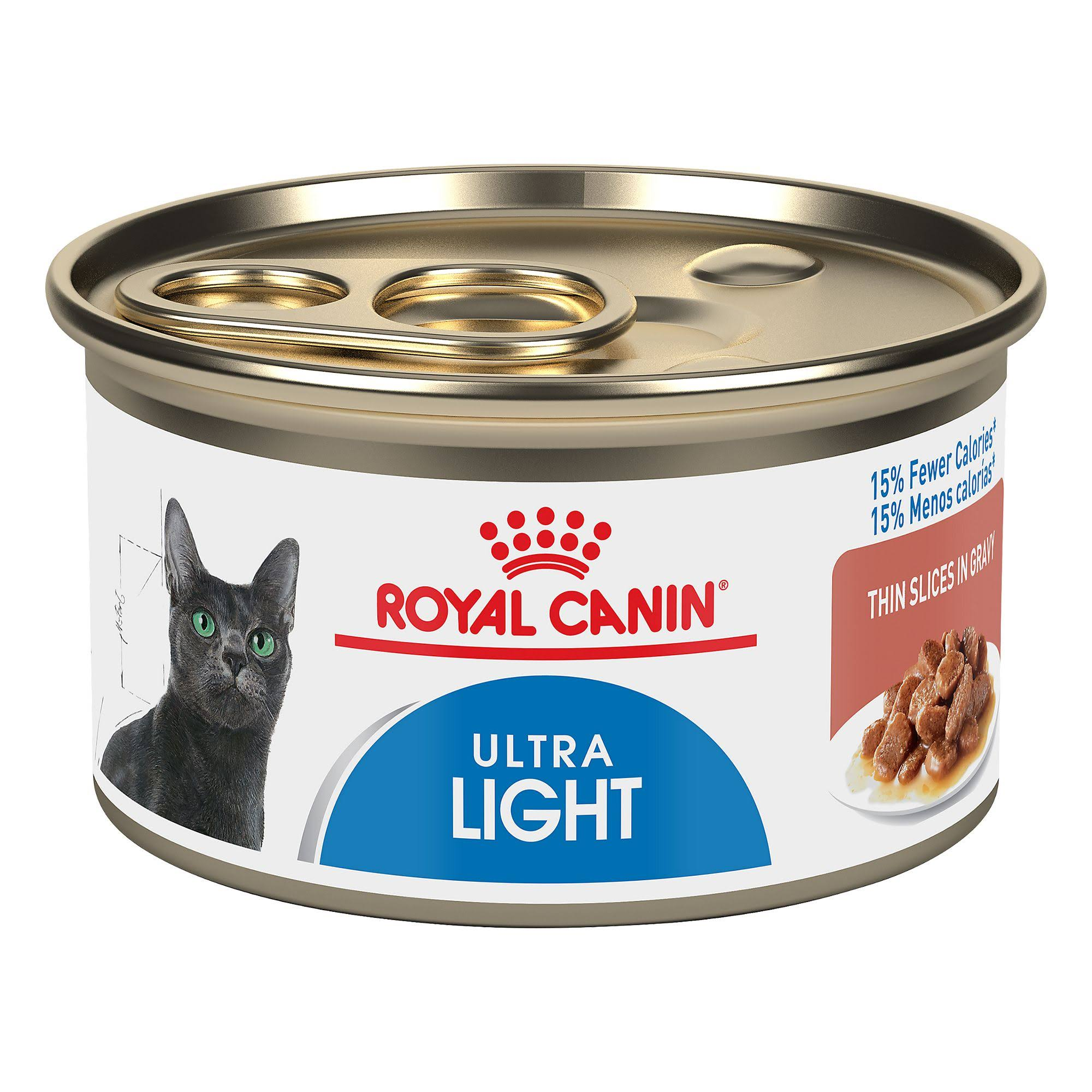 Royal Canin Feline Health Nutrition Ultra Light Weight Control Cat Food - 85g