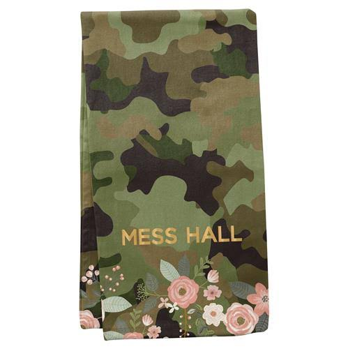 Karma Gifts KA204983 Tea Towels, Camo