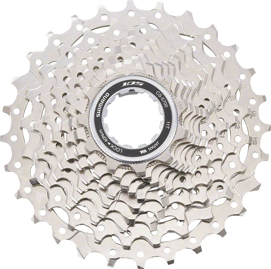 Shimano 105 CS-5700 11-28T 10-Speed Road Cassette