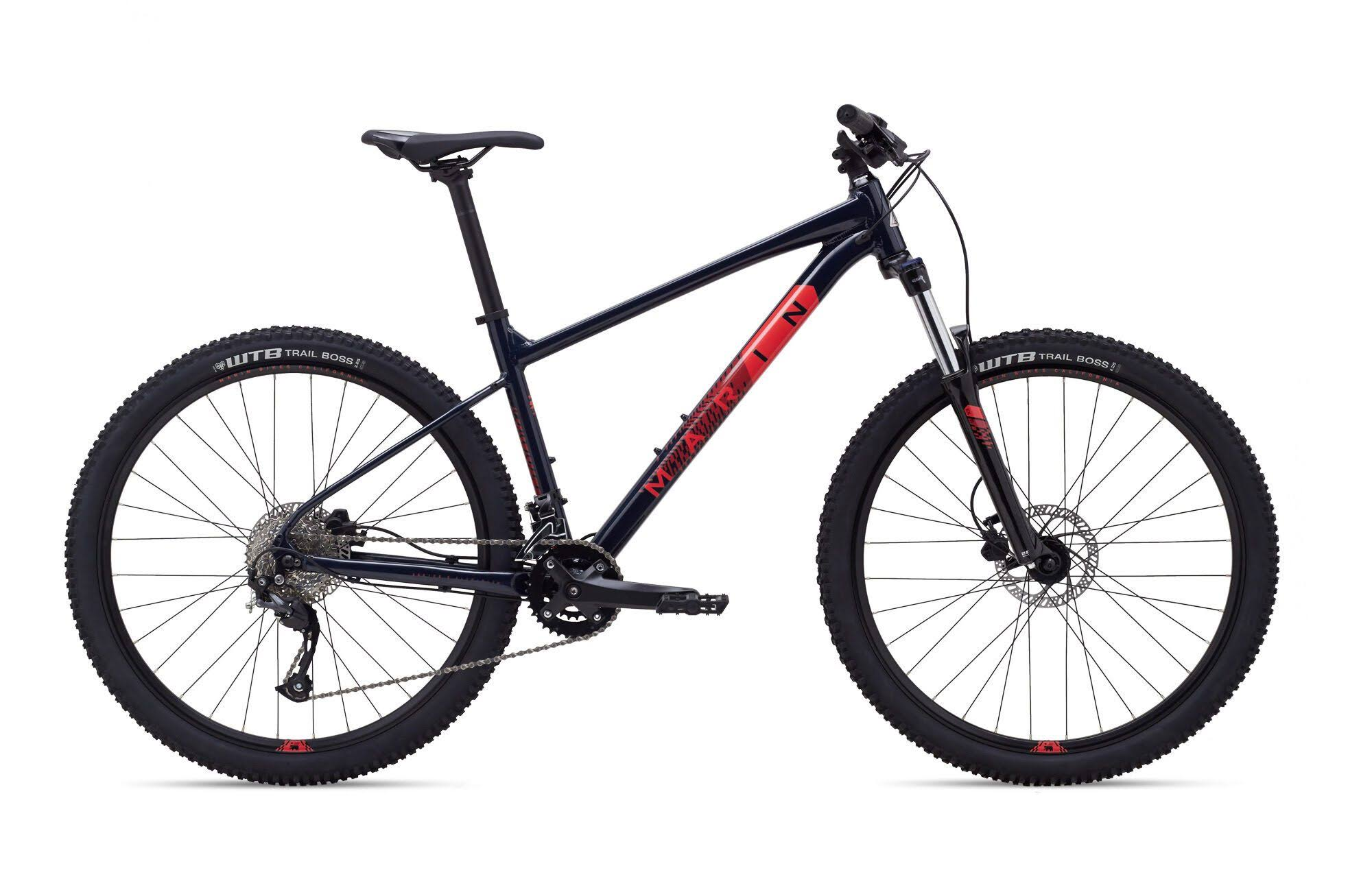 Marin Bobcat Trail 4 Mountain Bike 2020 Gloss Blue / XL