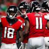Falcons get good news on health of Julio Jones but bad news on ...