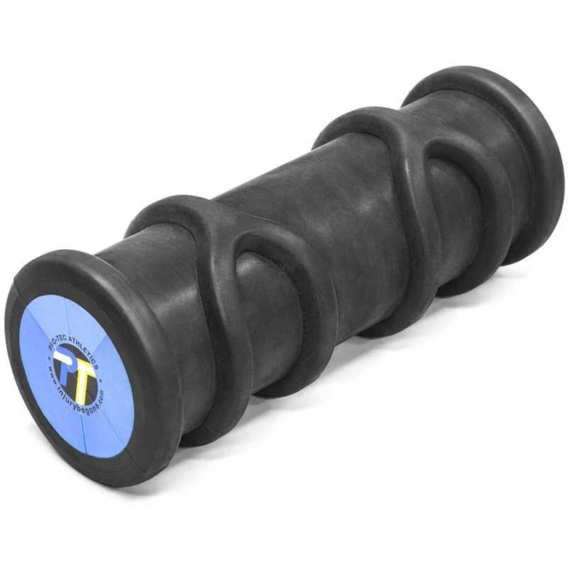 Pro-Tec Athletics The Y Roller Contoured Foam Roller - Blue and Black