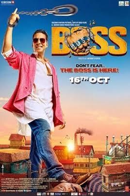 Boss 2013 720p Hindi Full Movie Download DVDRip