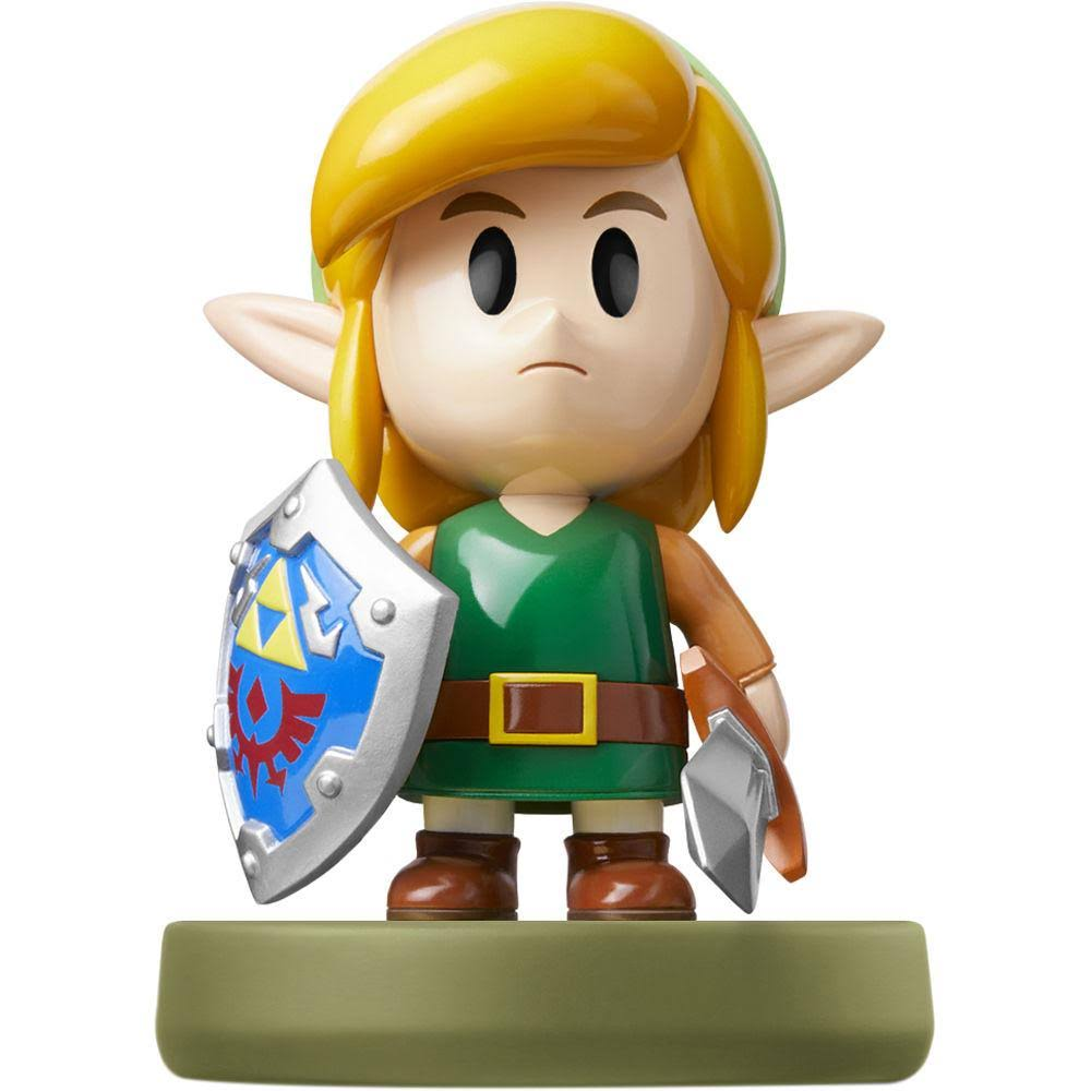 Nintendo The Legend of Zelda Link's Awakening Series Amiibo Figure - Link