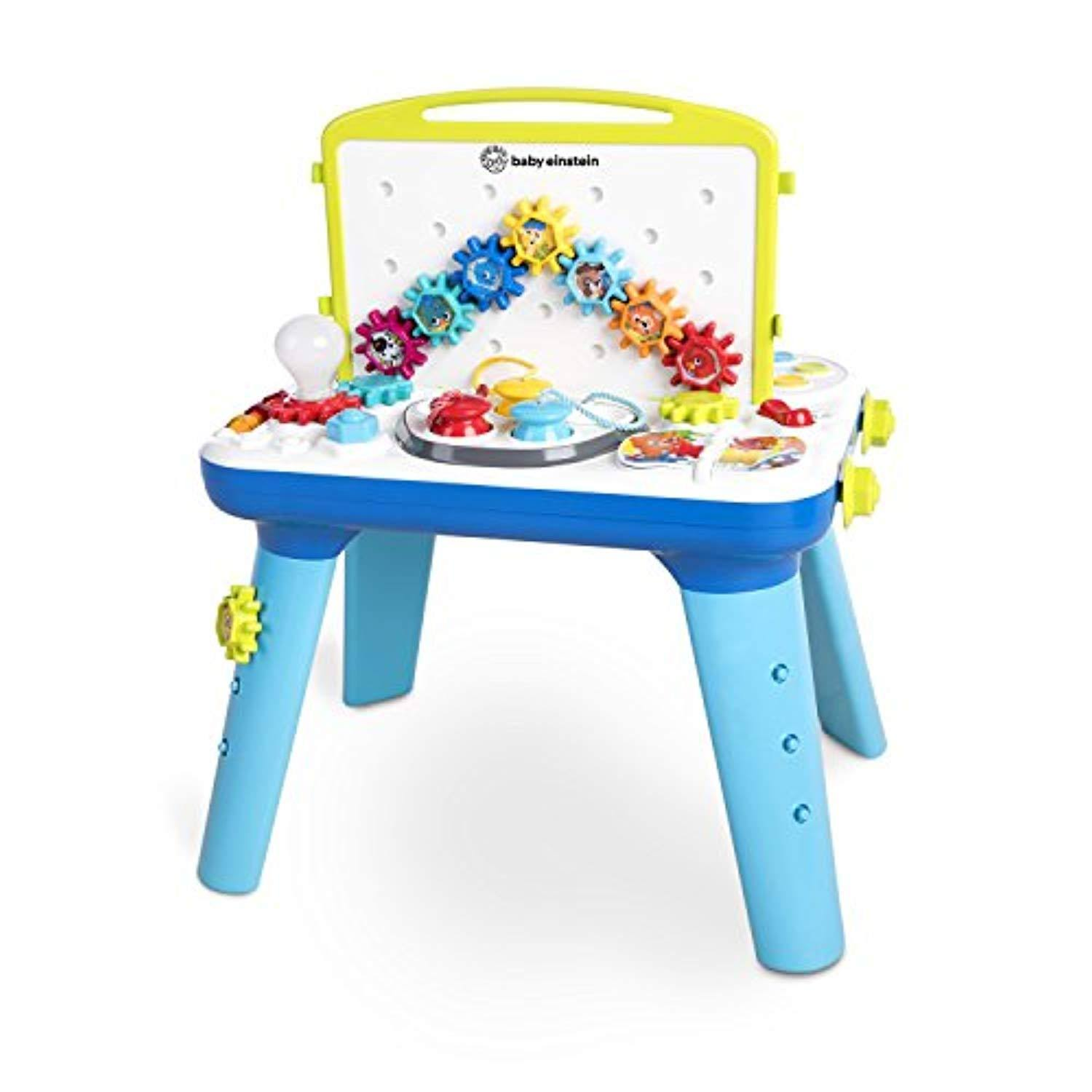 Baby Einstein Kids' Curiosity Table Activity and Learning Toy Station