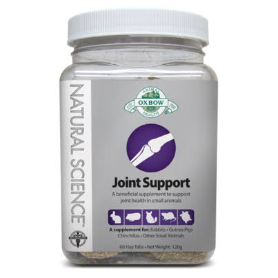 Natural Science Oxbow Animal Health Joint Support - 60 Hay Tabs, 120g