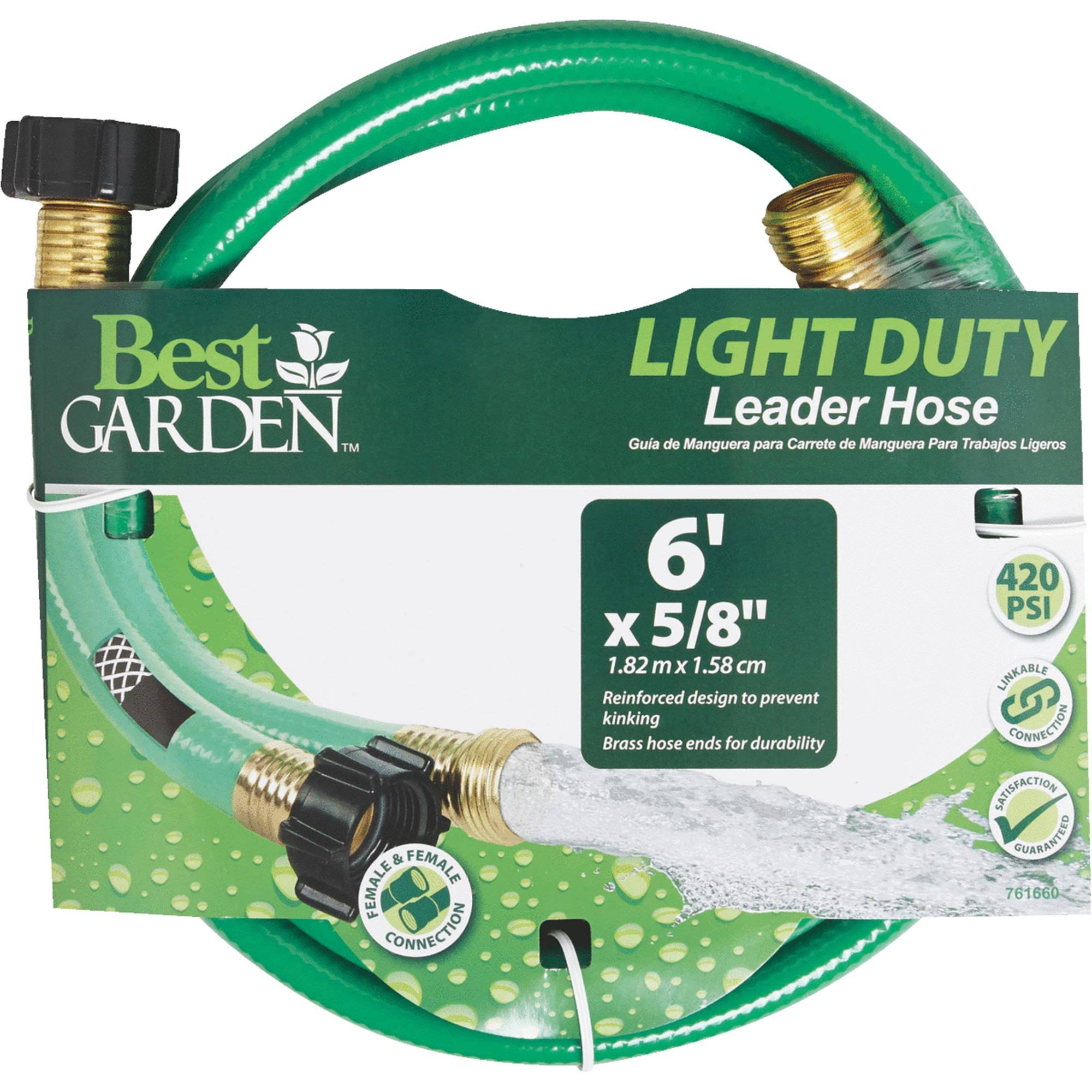 Do It Best Faucet Extension Hose - 6'