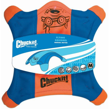 Chuckit! Flying Squirrel Dog Toy - Medium