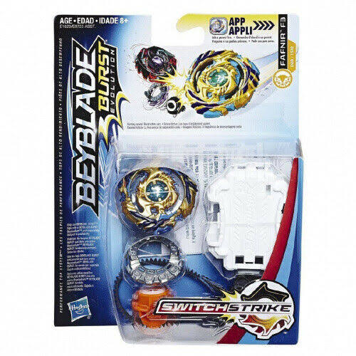 Hasbro HBGE0723 Beyblade Burst Evolution Switch Strike Starter Pack