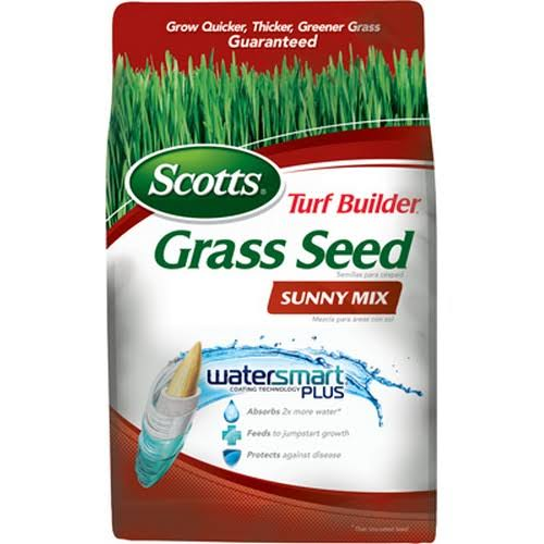 Scotts Turf Builder Grass Seed - Sunny Mix, 3lbs