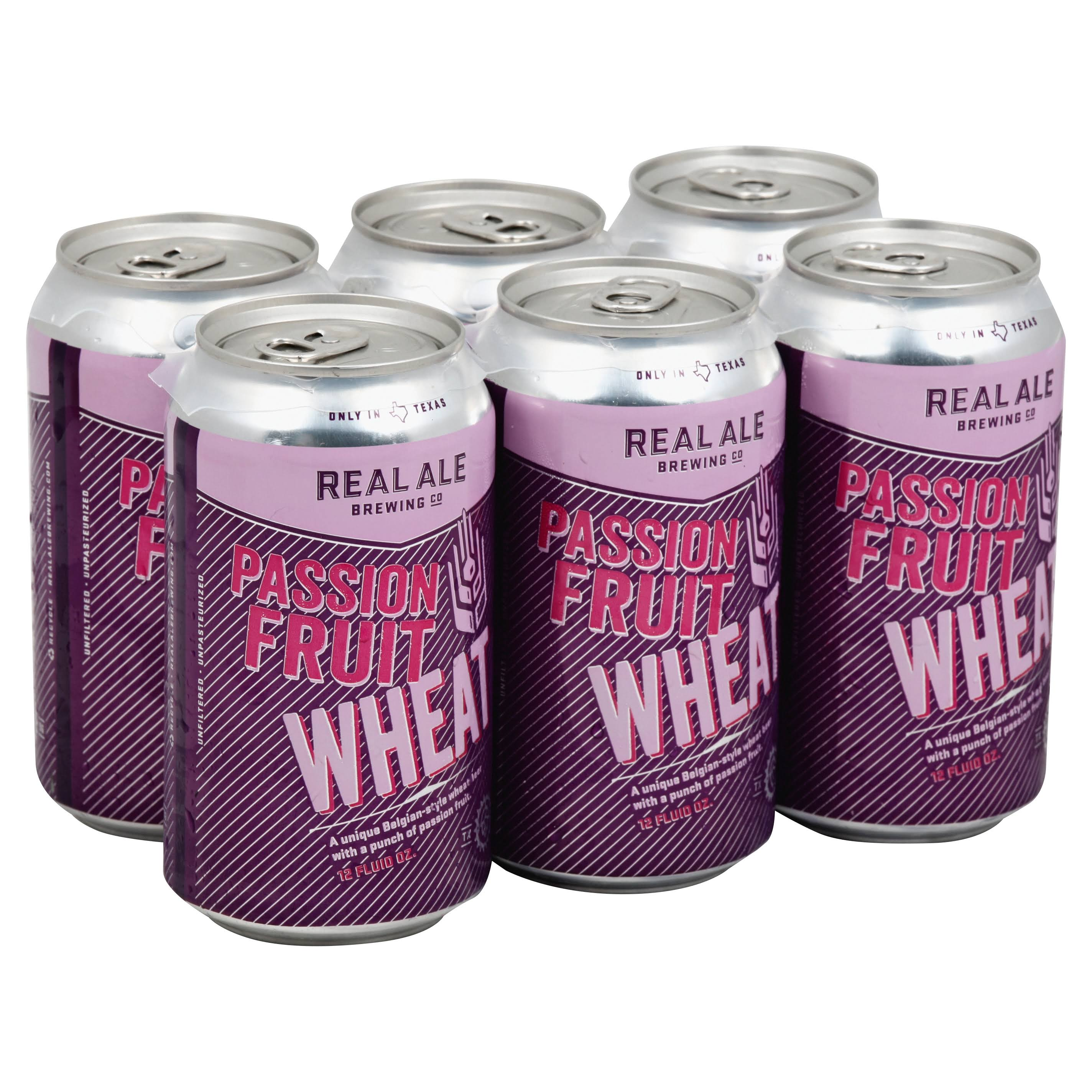 Real Ale Coffee Porter Ale - 6 Pack