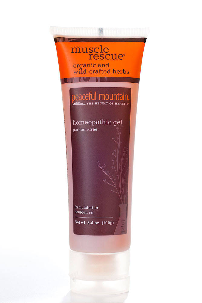 Peaceful Mountain Muscle Rescue - 3.5 oz