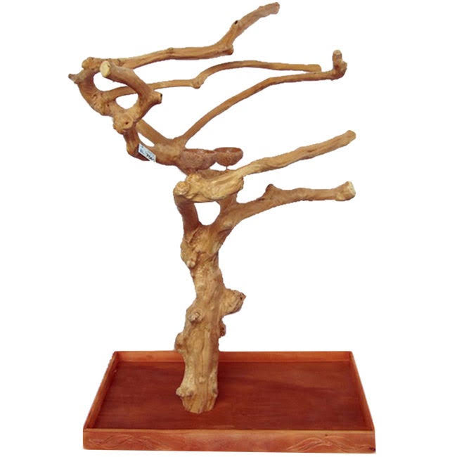 A & E Cage Java Wood Tree - Large