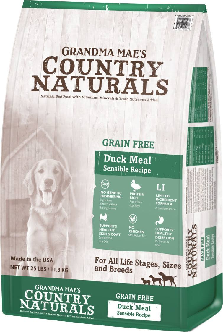 Country Naturals Grain Free Limited Ingredient Dog