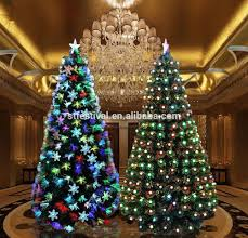 6ft Fibre Optic Christmas Tree Bq by Christmas Trees With Led Lights Products Christmas Trees With