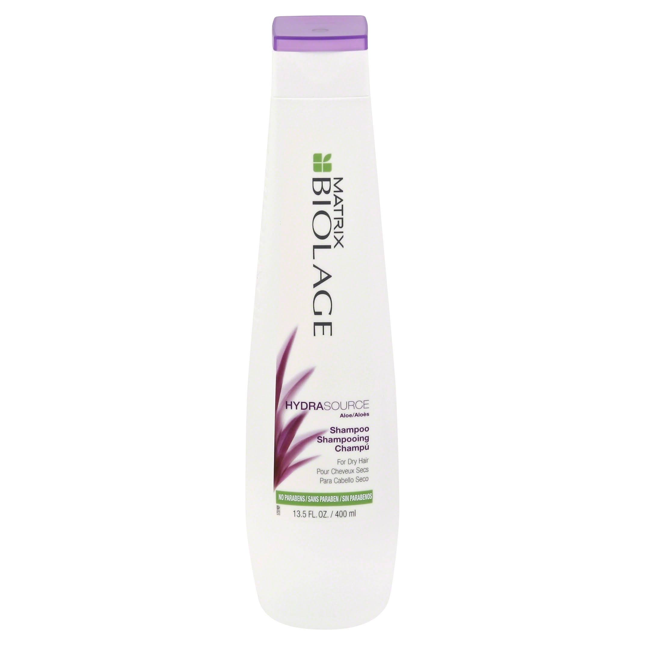 Matrix Biolage HydraSource Shampoo - Dry Hair, 400ml