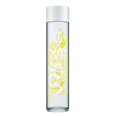 Voss Sparkling Water - Lemon Cucumber, 375ml