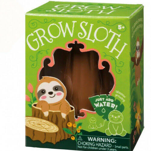 Toysmith Grow Sloth