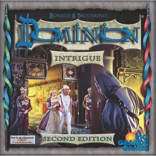 Dominion Intrigue Second Edition Board Game