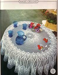 اغطية طاولات بلكروشييييييييييييي images?q=tbn:ANd9GcS