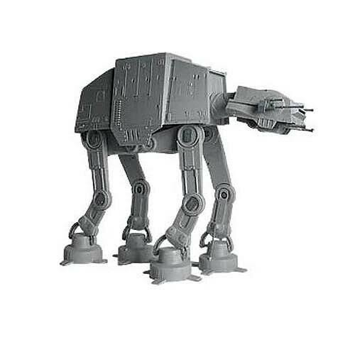 Star Wars At-at All Terrain Armored Snap Tite Model Kit