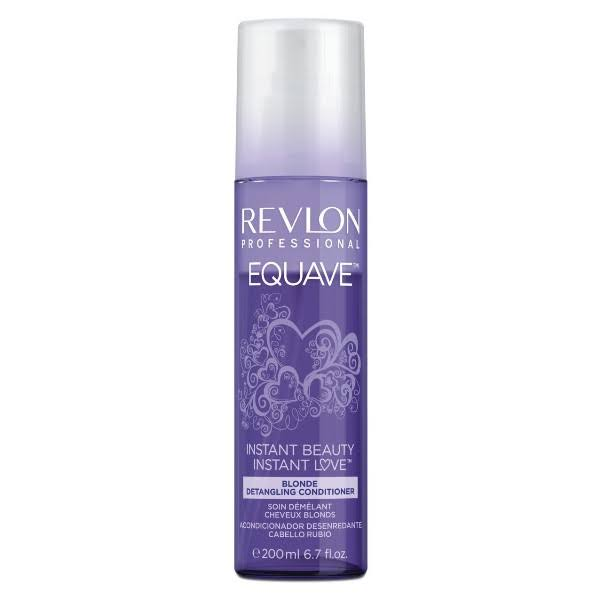 Revlon Equave Keratin Blonde Detangling Conditioner - 200ml
