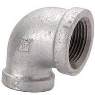 Worldwide Sourcing-2A-3/4G-Pipe Elbow 90 Deg 3/4 in Threaded Malleable