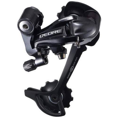 Shimano RD-M591 Deore SGS Rear Derailleur - 9 Speed, Long Cage, Black