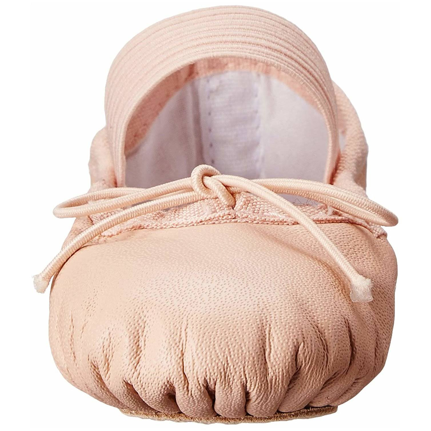 Bloch Dance Dansoft Ballet Slipper - Toddler/Little Kid, Pink, 1.5 B US Little Kid