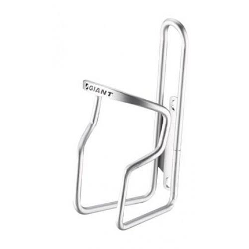 Giant Gateway Cycling Water Bottle Cage - Silver, 6mm