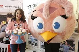 Nerdy Nummies Halloween 2015 by Youtube Star Rosanna Pansino U0027s Angry Birds Bakeshop Bella New