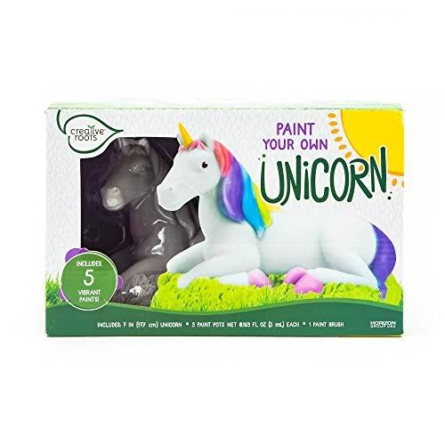 Creative Roots Paint Your Own Unicorn Craft Kit