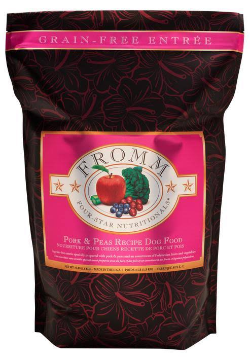 Fromm Dry Dog Food - Pork and Peas