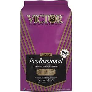 Victor Professional Dry Dog Food - 50 lb