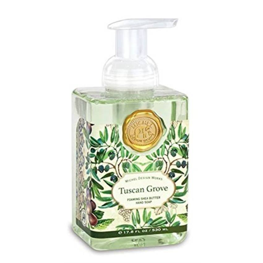 Michel Design Works Foaming Hand Soap - Tuscan Grove