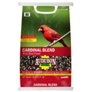 Audubon Park 12556 Cardinal Blend Wild Bird Food, 20 lbs