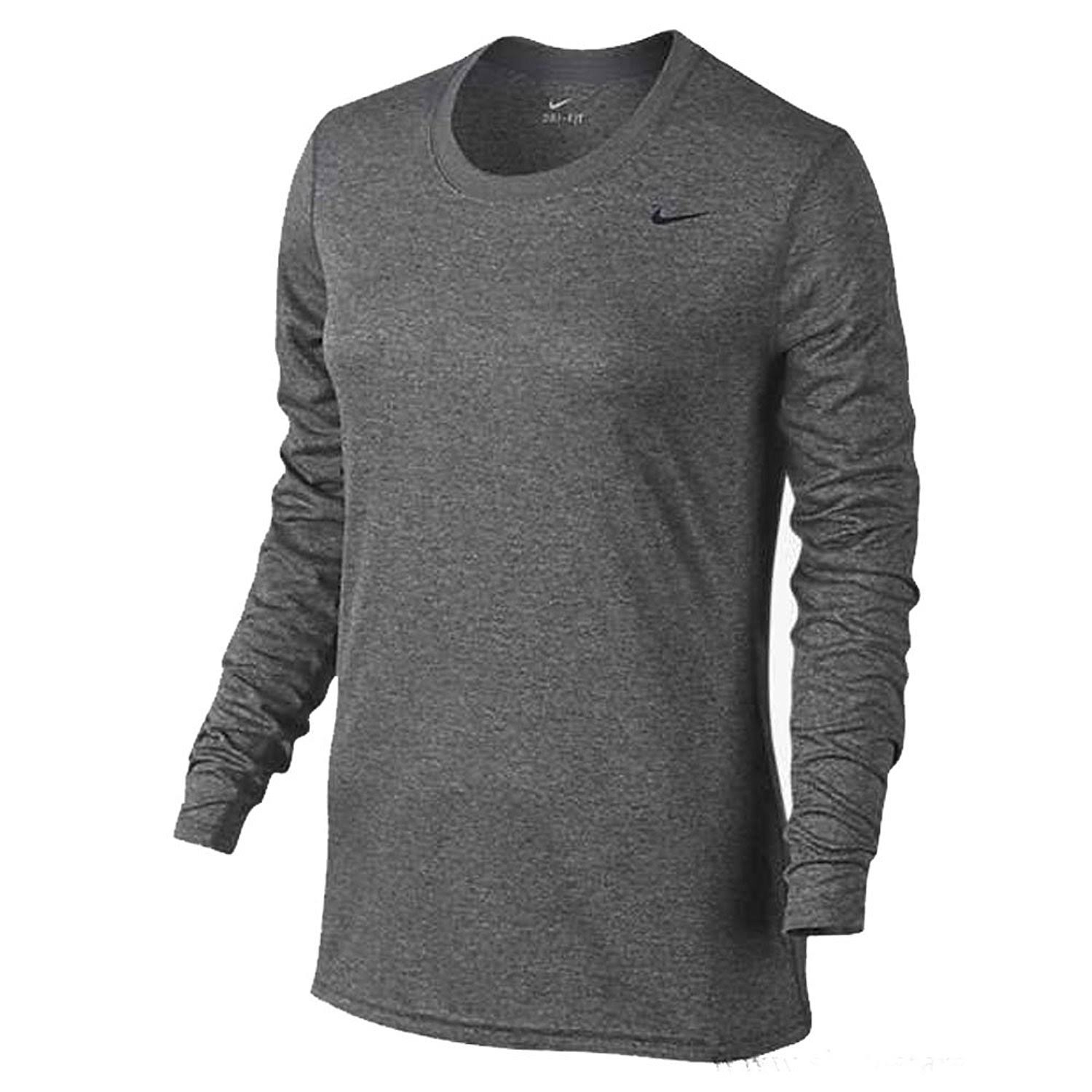 Nike Womens Long Sleeve Legend Shirt