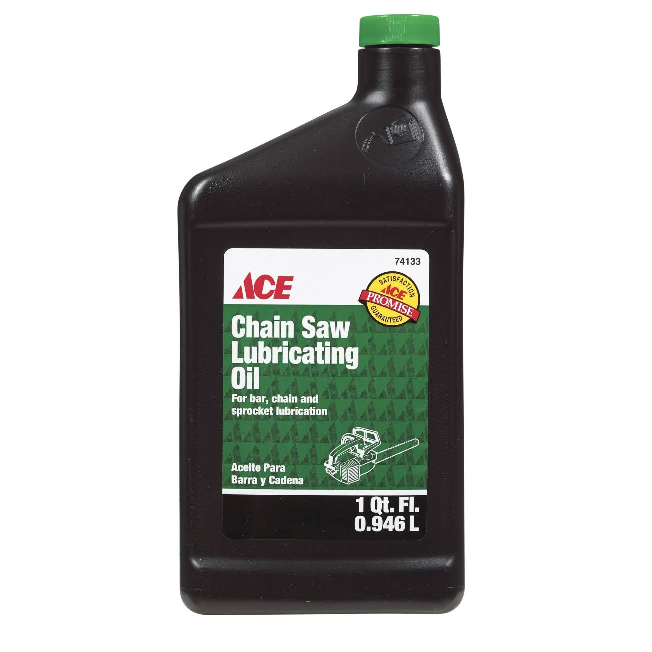 Ace Chain Saw Lubricating Oil - 1 qt